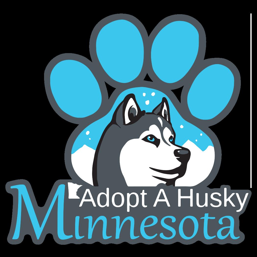 Adopt A Husky Minnesota logo